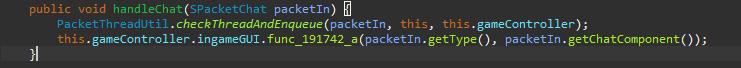 Communiquer avec le serveur sans packets 3zklrs10