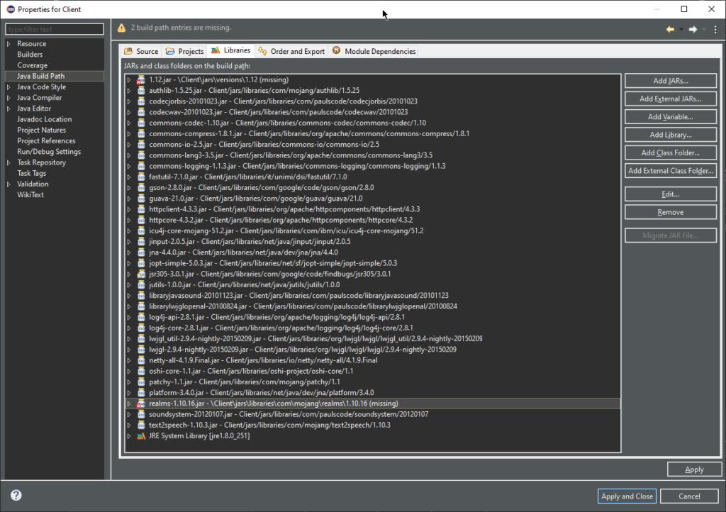 Récupérer les sources de Minecraft 1.12.2 Z5zkaq10