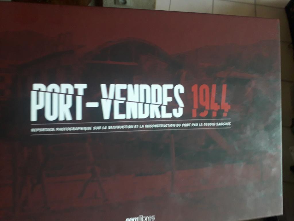 """Livre port vendres 44 """"Vendu"""" 20200712"""