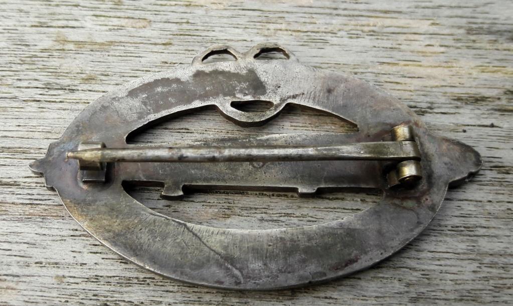 Insigne 1920 d'équipage de dirigeable 20200836