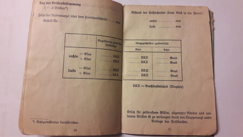 Soldbuch Luftwaffe 20201090