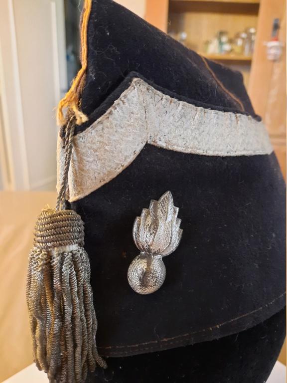 Identification bonnet de police 20210119
