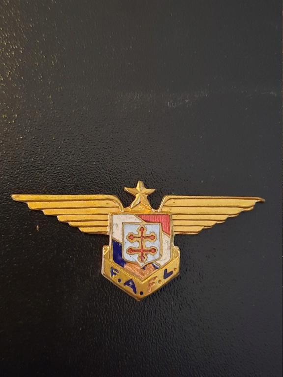 Authentification badge F.A.F.L.  20210714