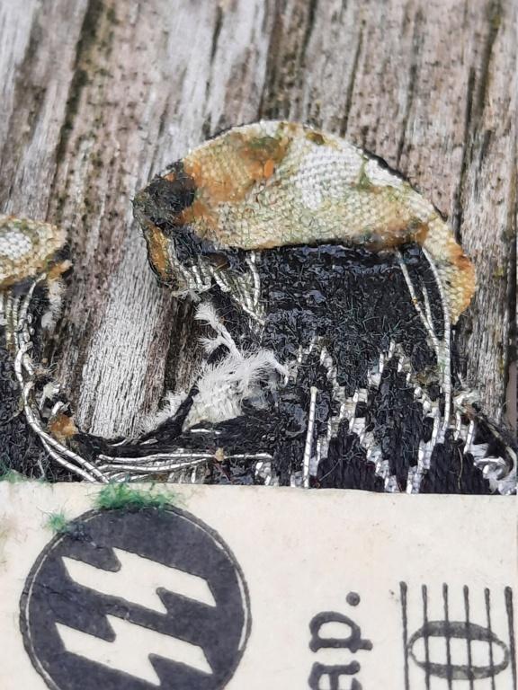 Aigle SS brodé à authentifier et utilisation 20210872