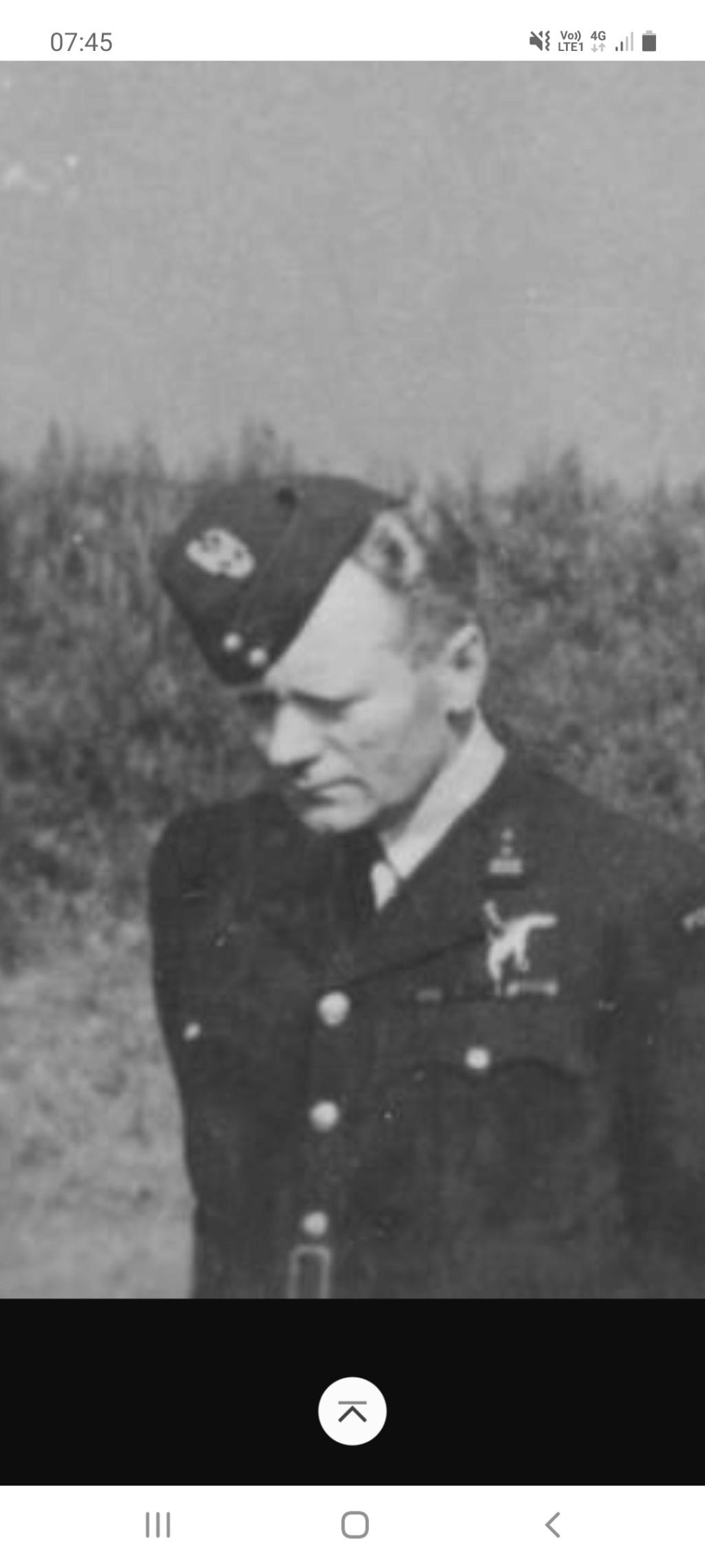 Field Cap avec aigle polonais WW2 Screen10