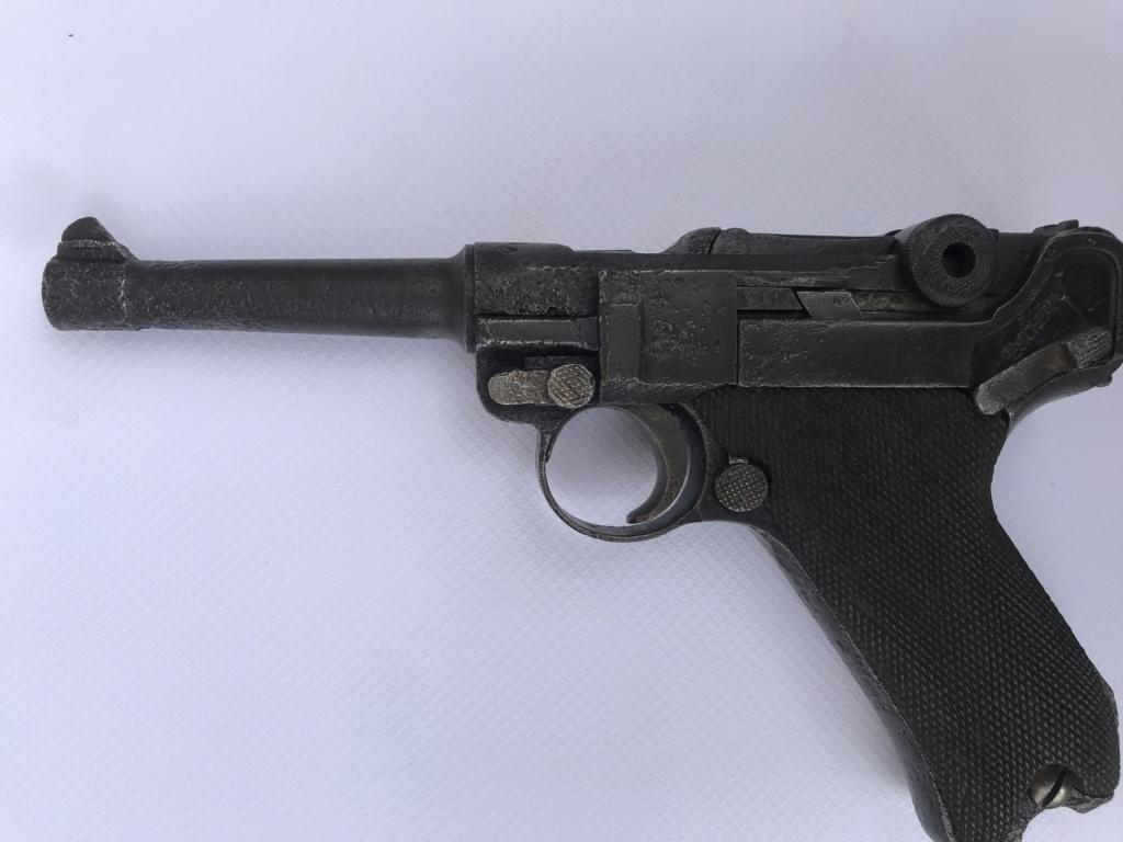Luger 1916 -- Survivant--- 210