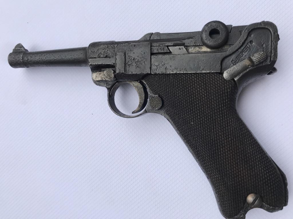Luger 1916 -- Survivant--- 310