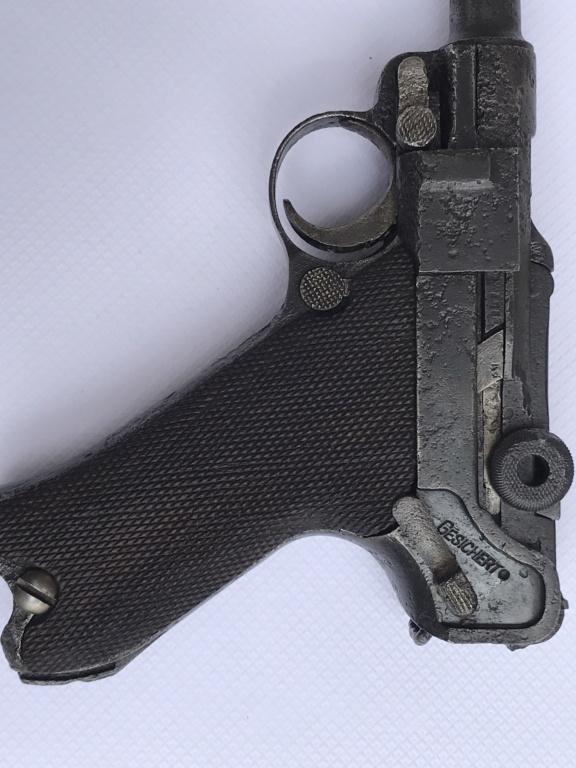 Luger 1916 -- Survivant--- 511