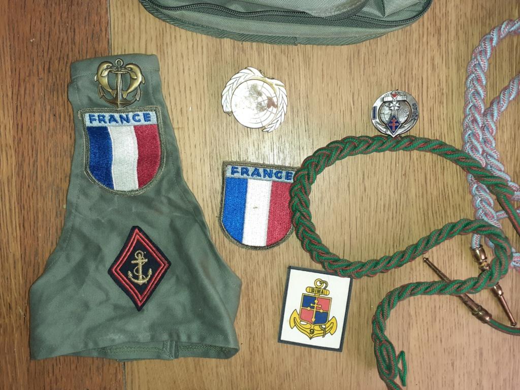 souvenir  armée Française 1985 20210416
