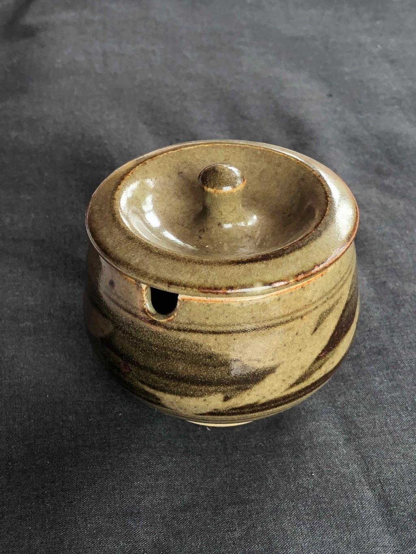 Help identifying mark on lidded pot...? Img_6913