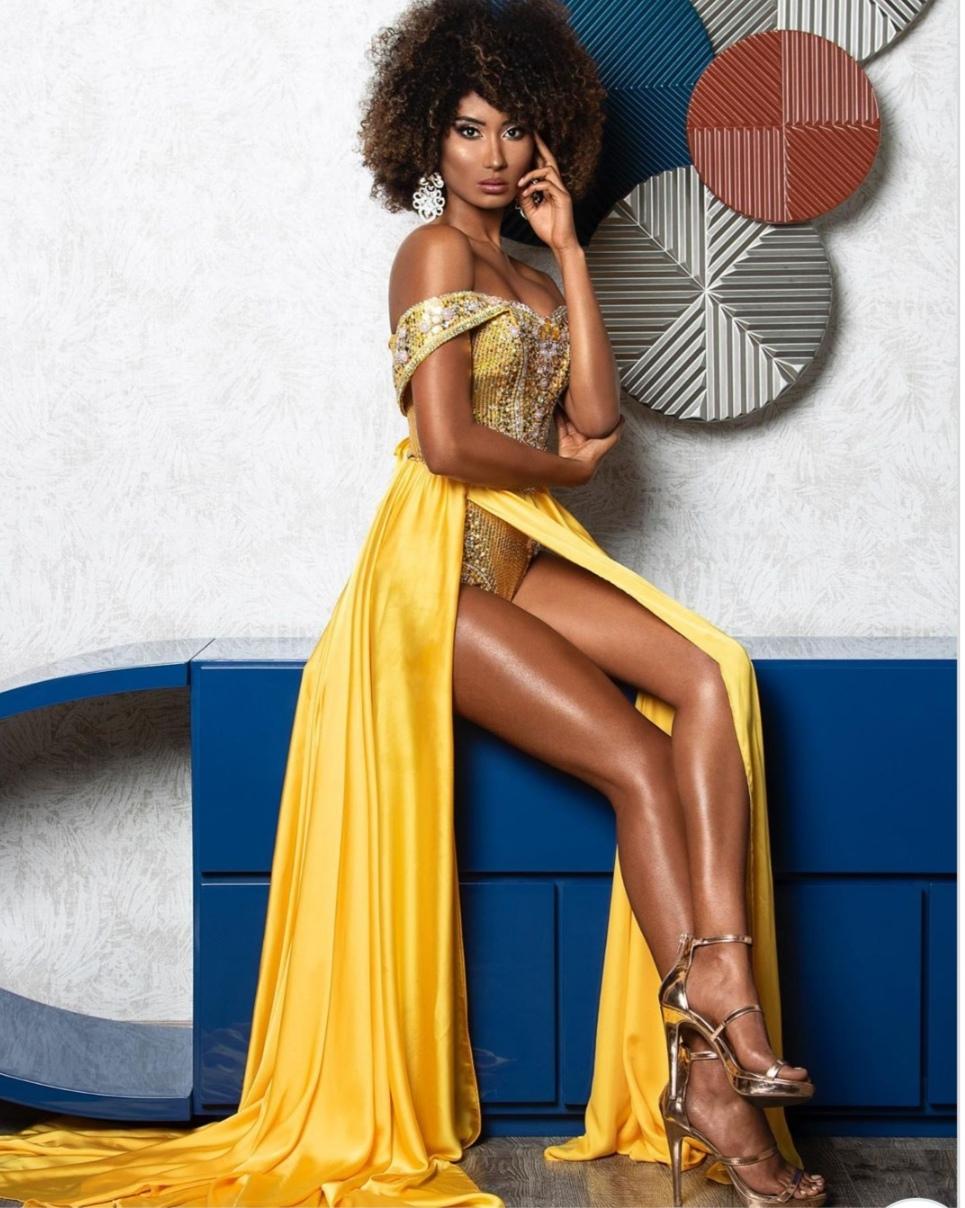 Miss Universe Colombia: Paola Cazarán la mujer afro que quiere ser ejemplo de superación Screen11