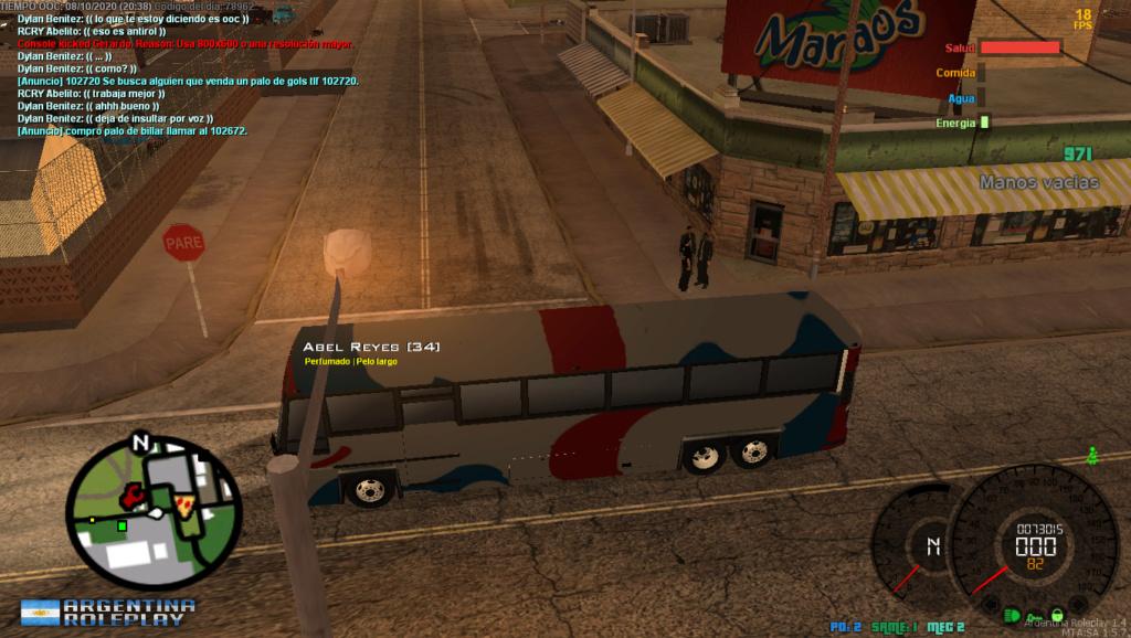 (reporte) RCRY abelito (pg,dm,icooc y no valorar vida) Camion11
