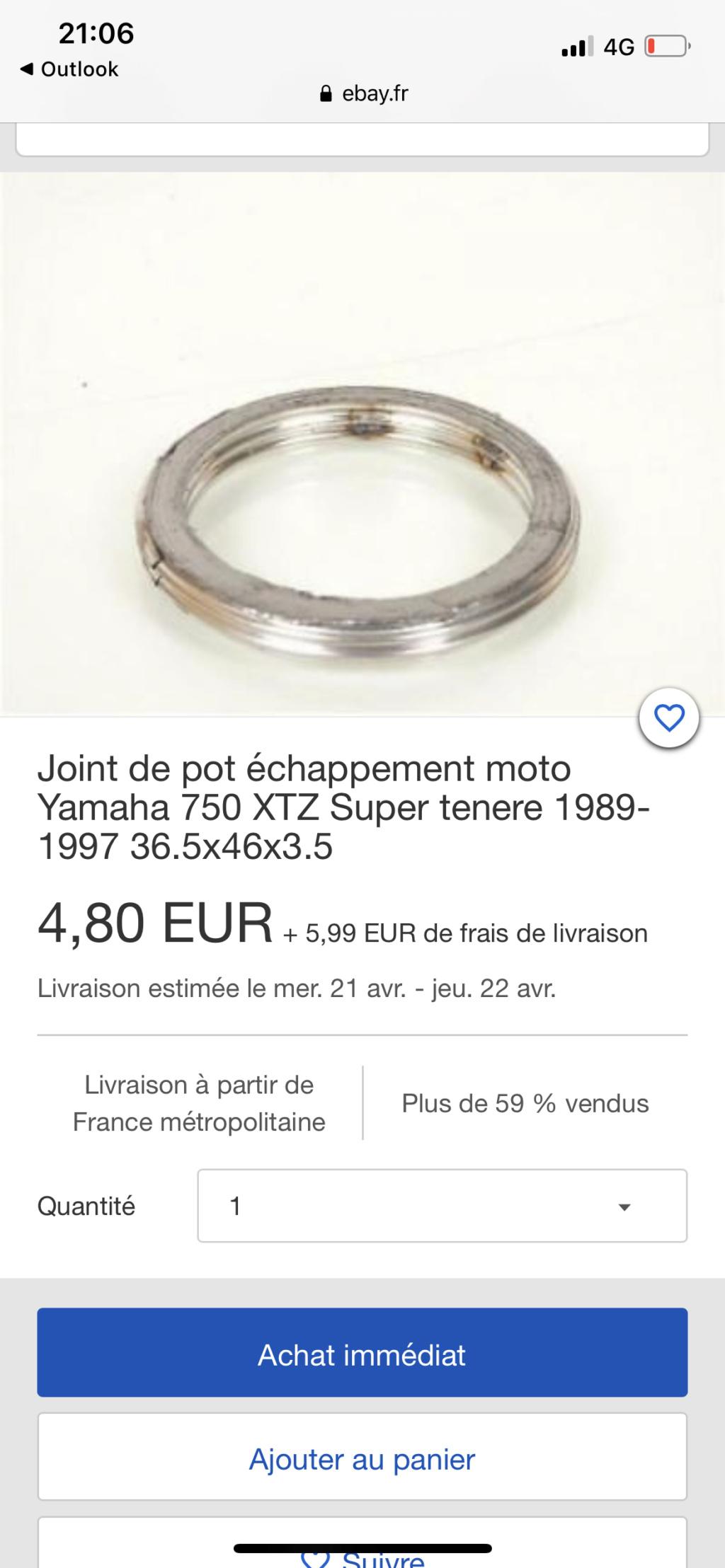 Joint d'échappement ? Ddd93f10