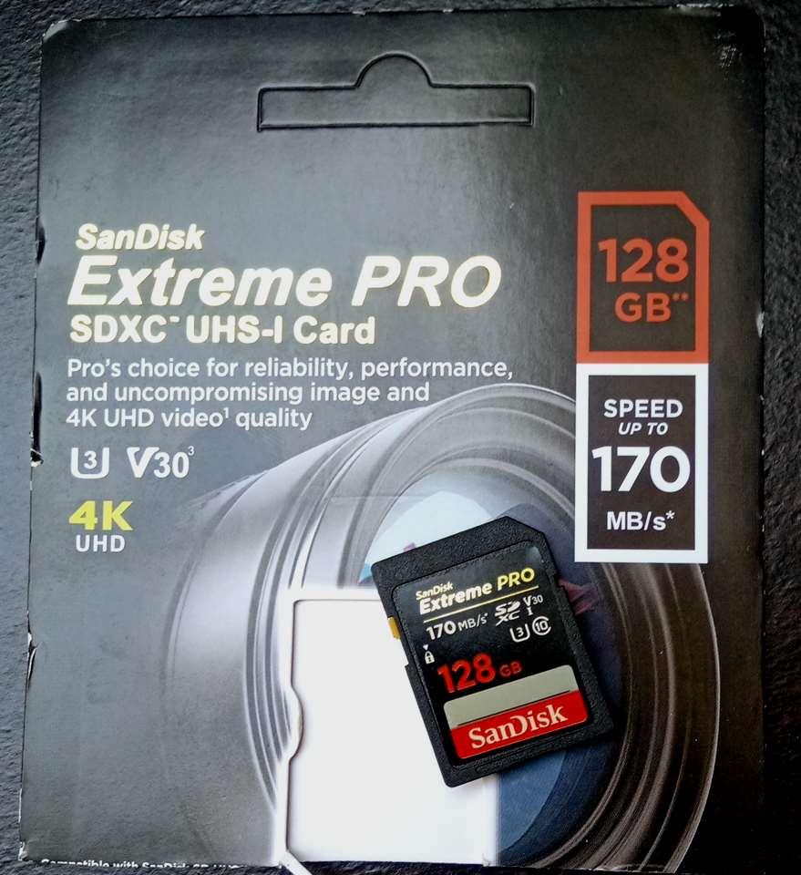 Bug GX9 et cartes 128Go Sd-12810