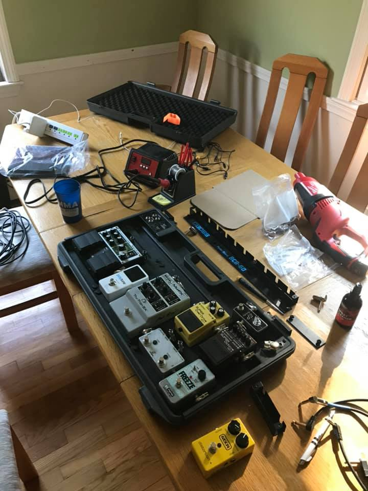 The Rigs Thread - All Apply Guitar, Bass, Key's, Drums, Vocal, PA  Pedalb10