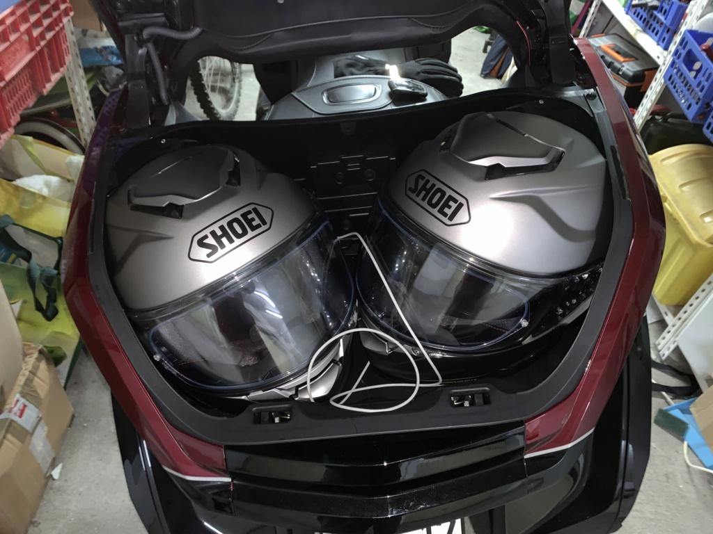 gl 1800 airbag dct  2019 et les casques shoei gt air 2 Img_6810