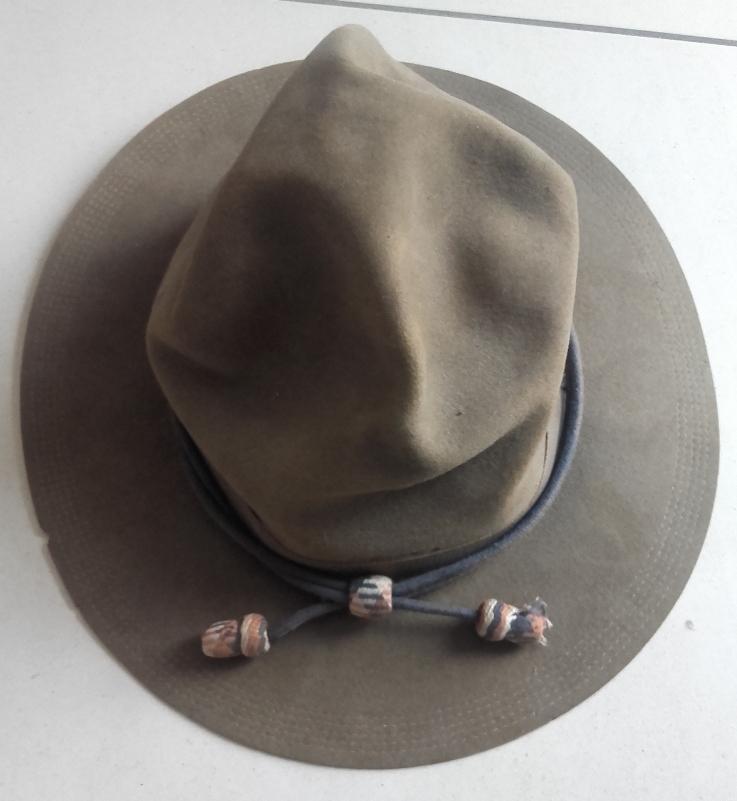 Couleur cordon sur Campaign Hat US 20210119