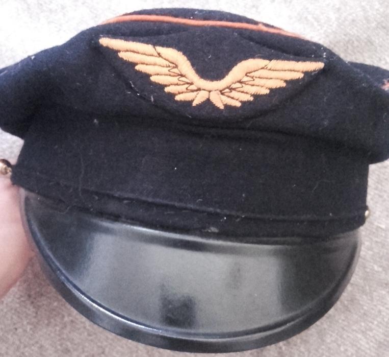 Datation casquette armée de l'air 20210313