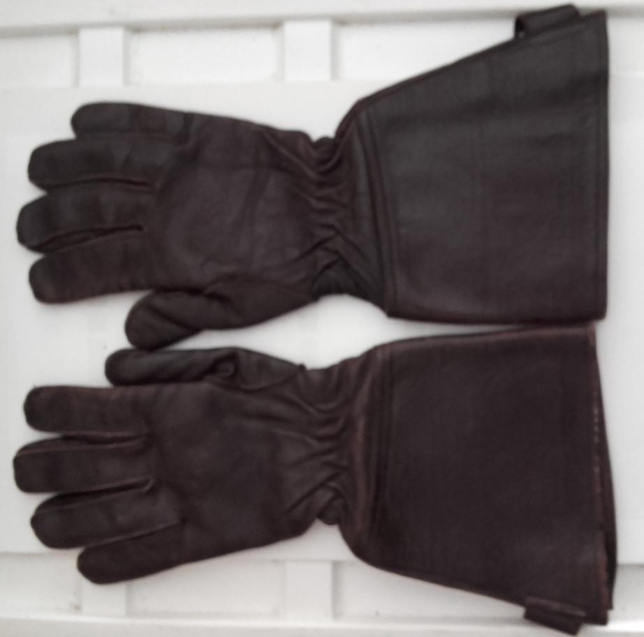 Gants de pilote ou de motocycliste 1939 20210410