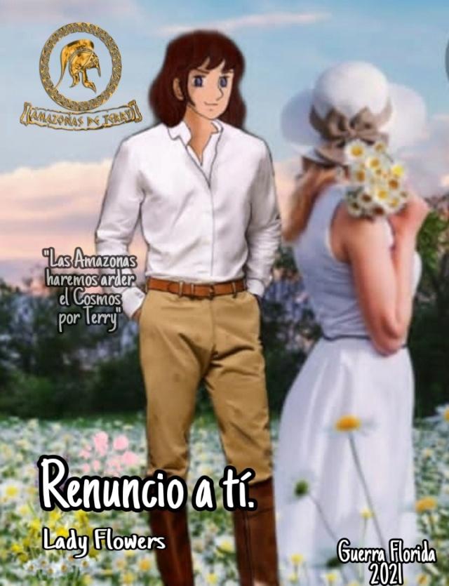 Amazonas de Terry Fanfic RENUNCIO A TI. Capítulo 2 segunda parte. Picsar16