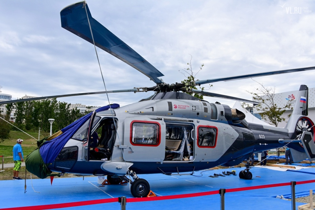 Russian Civil Helicopters: News 1j6lip10
