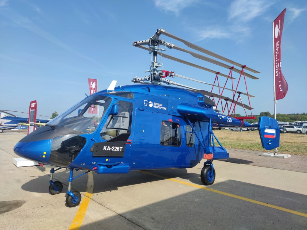 Russian Civil Helicopters: News 1szfc611