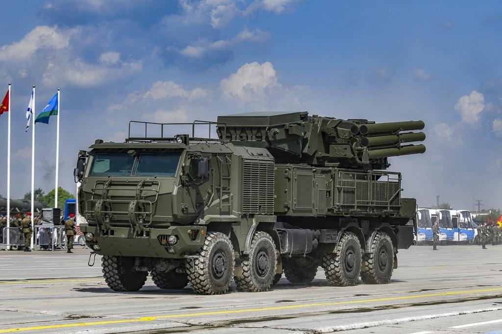 Pantsir missile/gun AD system Thread: #2 - Page 13 2020-010