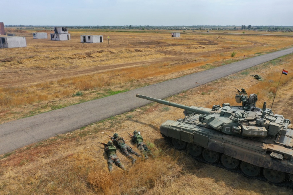 Russia's joint military exercises with foreign countries - Page 4 5hje3p10