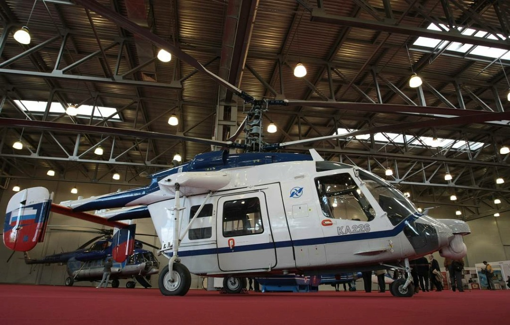 Russian Civil Helicopters: News 62517810