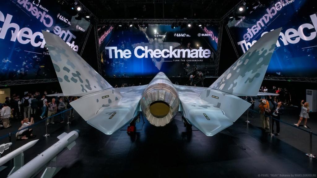 New combat aircraft will be presented at MAKS-2021 - Page 29 6viz9810