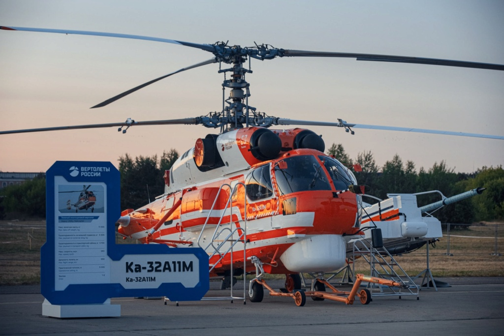 Russian Civil Helicopters: News 9upuop10