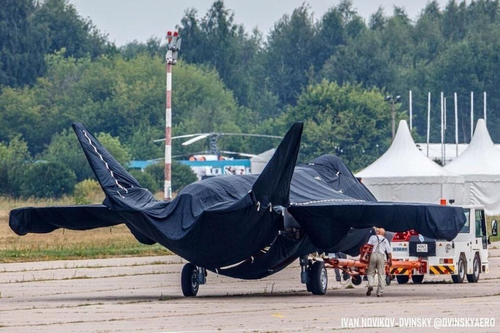 New combat aircraft will be presented at MAKS-2021 - Page 4 _jqp4b10