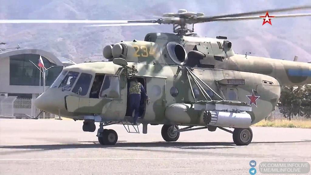 Russian peacekeeping forces in Nagorno-Karabakh Ay0opg10