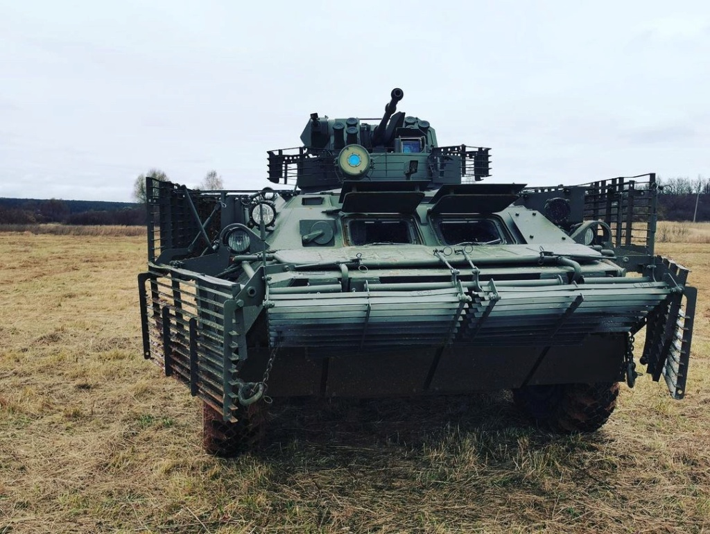BTR-80/82A and variants: News - Page 12 Erwivg10