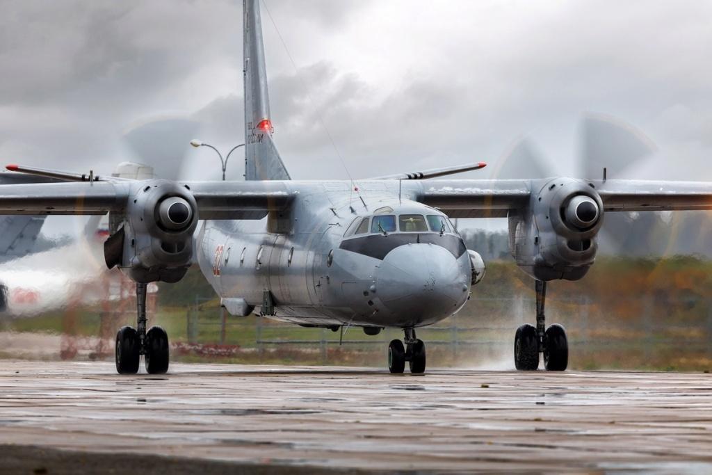 Russian Transport Aircraft fleet (VTA) - Page 23 Gg-4-510