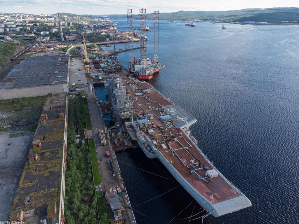 Aircraft Carrier Admiral Kuznetsov: News #2 - Page 33 Gndrza10