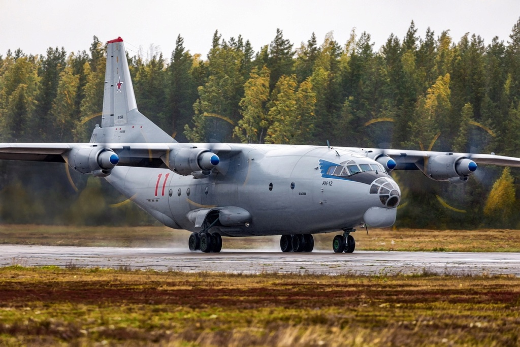 Russian Transport Aircraft fleet (VTA) - Page 23 Gsro8p10