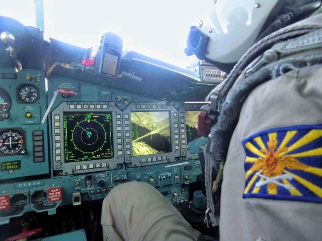 Su-34 Tactical Bomber: News #2 Iakti410