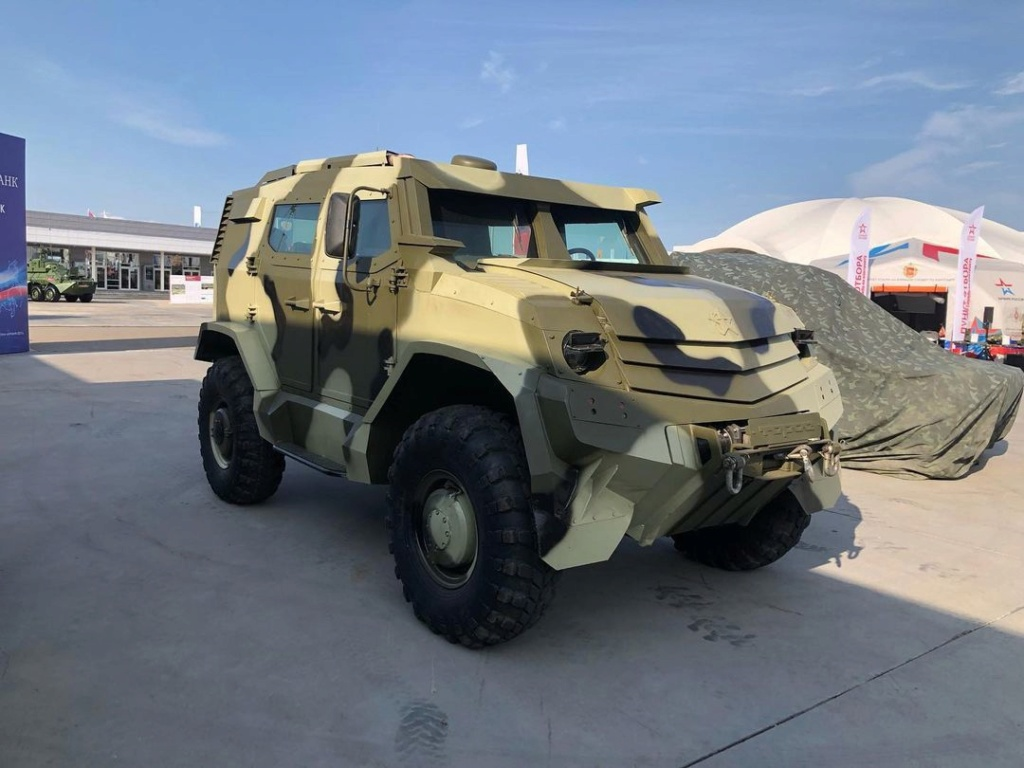 """""""Army-2021"""" Military Technical Forum - Page 2 Kibn-z10"""