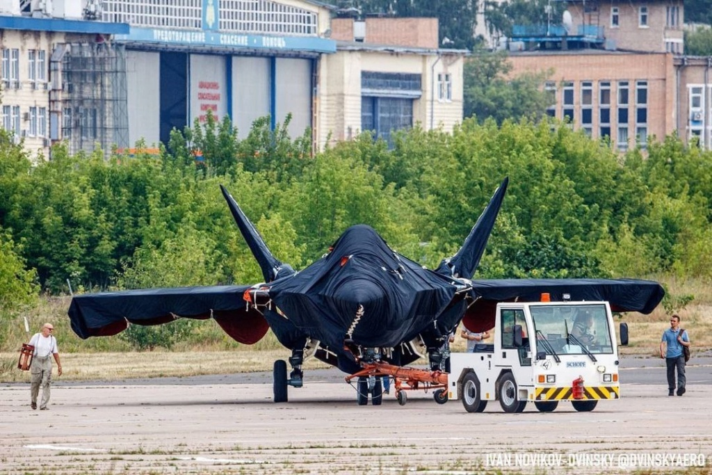 New combat aircraft will be presented at MAKS-2021 - Page 5 M-38cv10