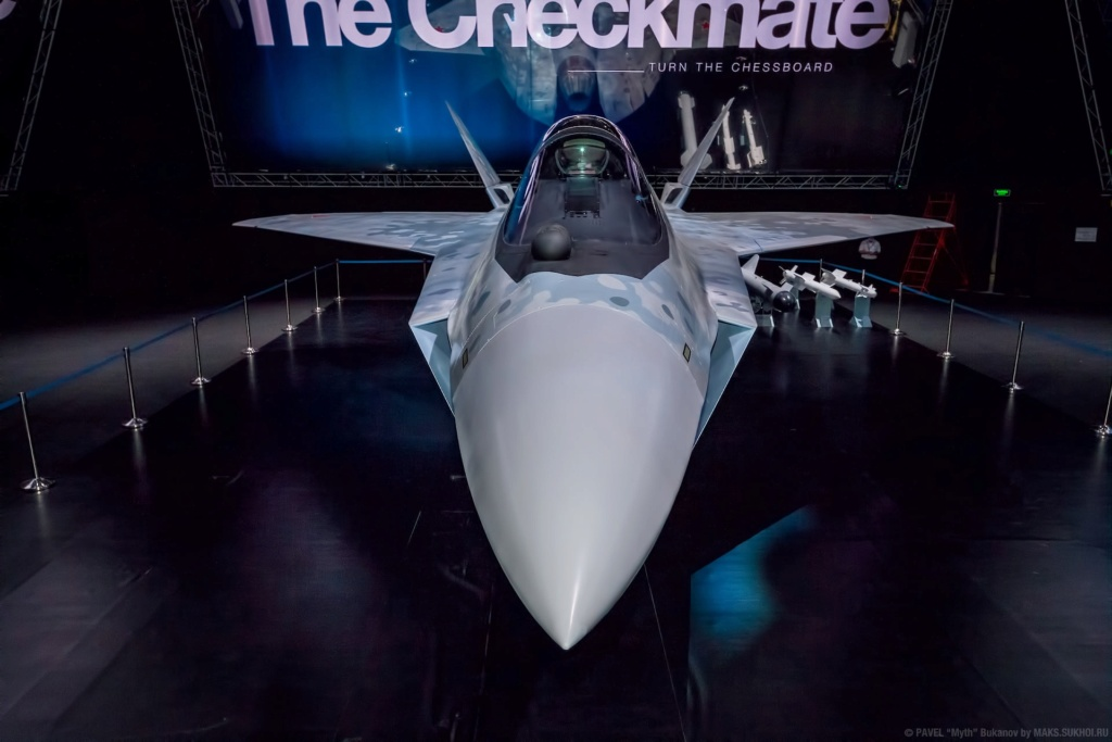 New combat aircraft will be presented at MAKS-2021 - Page 29 R0pseq10