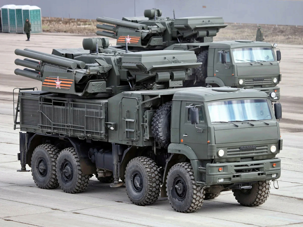 Pantsir missile/gun AD system Thread: #2 - Page 13 Scale_10
