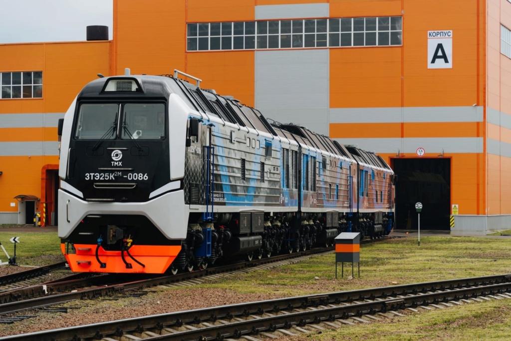 Russian Railways: News - Page 5 Skfzze10