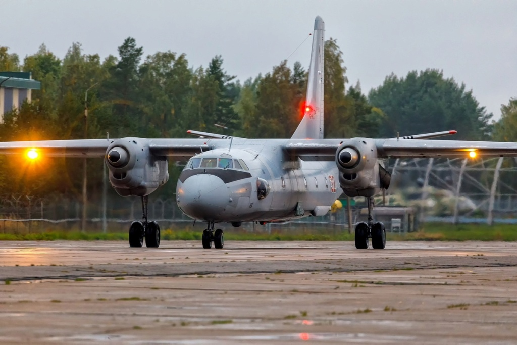 Russian Transport Aircraft fleet (VTA) - Page 23 Trfbuc10