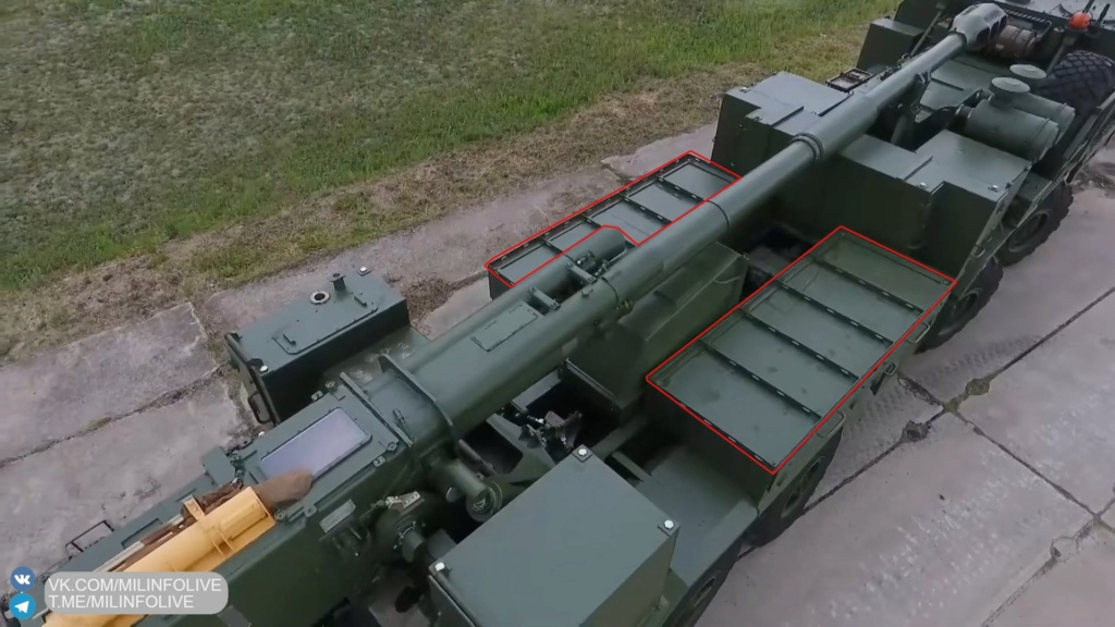 "2S43 ""Malva"" 152-mm SP howitzer - Page 2 Tsj3m010"