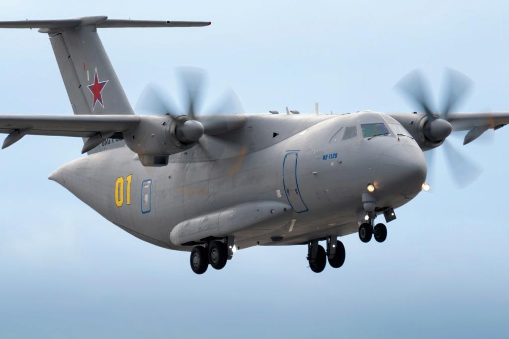 Il-112V light military transport  - Page 17 Ub9mre10
