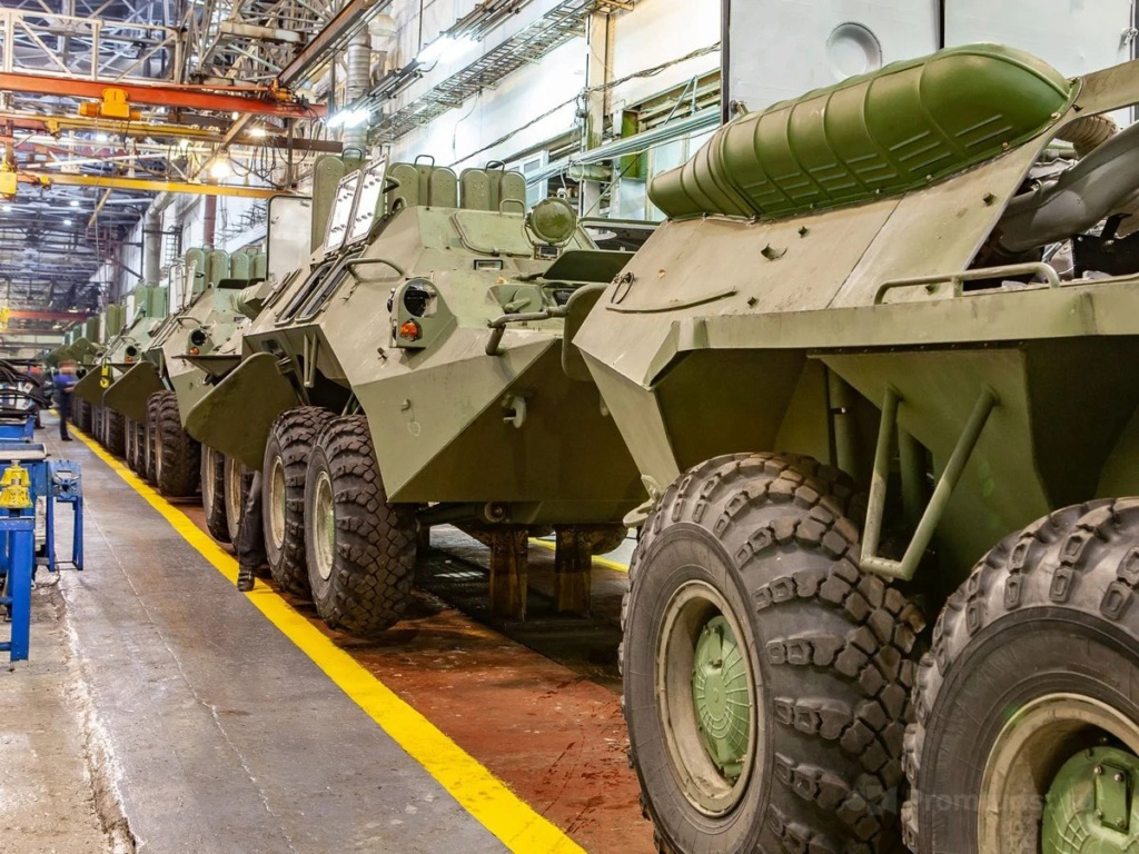 BTR-80/82A and variants: News - Page 12 Uuui3r10