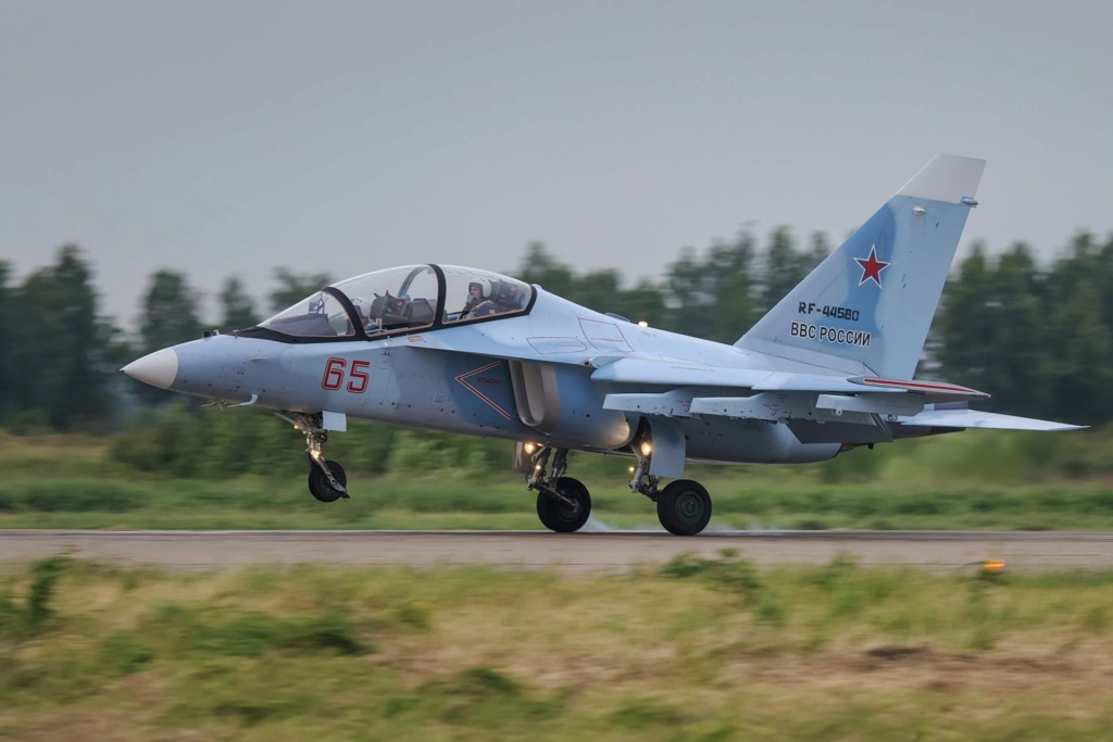 New combat aircraft will be presented at MAKS-2021 - Page 39 Yak-1311