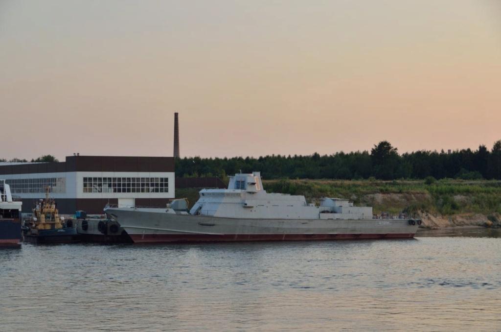 "Project 22800: ""Karakurt"" class missile ship - Page 39 Ynm9jr10"