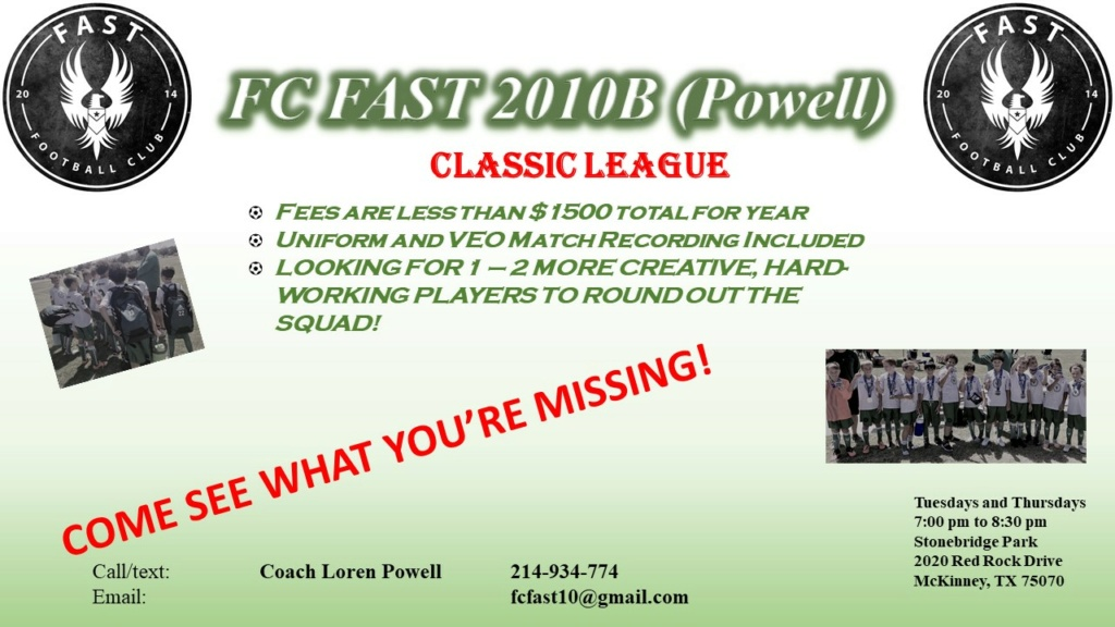 FC Fast 2010 Boys (Powell) Looking for 1-2 more players! Fc_fas14